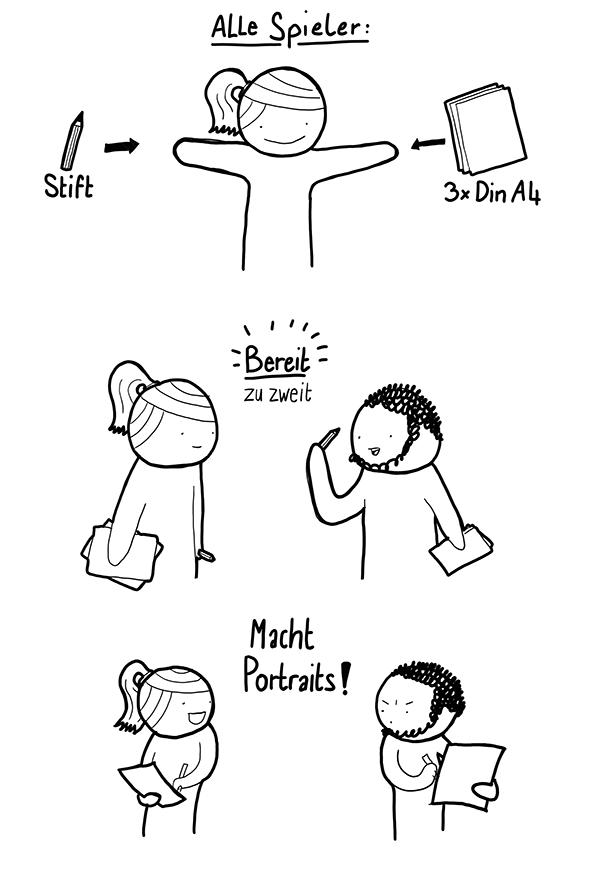 Spiel zum kennenlernen erwachsene