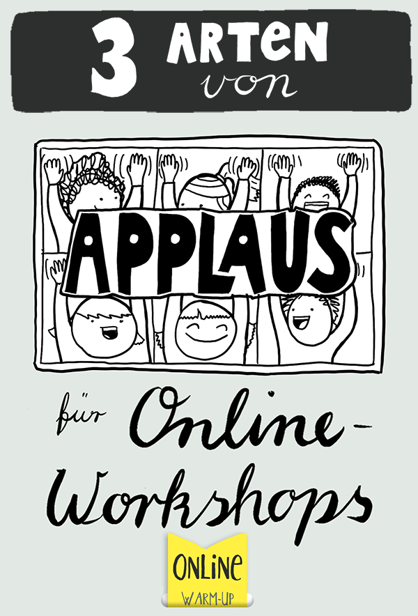 Applause für Remote Workshops Cover
