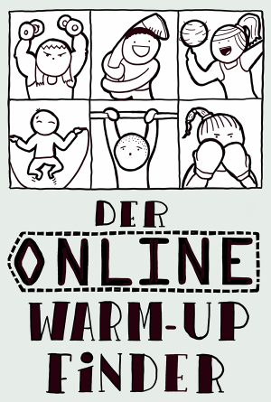 Online Warm-up Finder